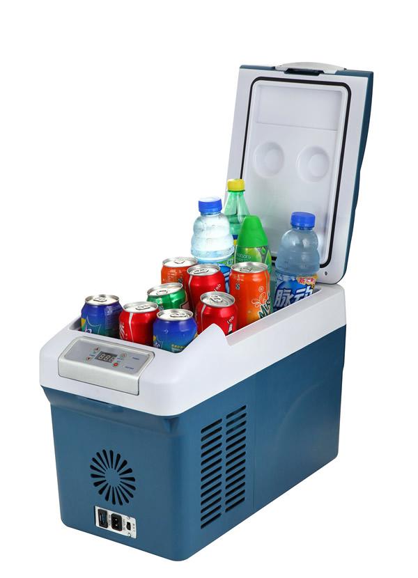 压缩机车载冰箱BCD-15L