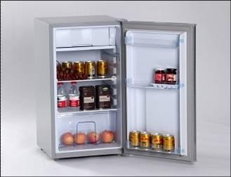 压缩机太阳能冰箱BCD92V