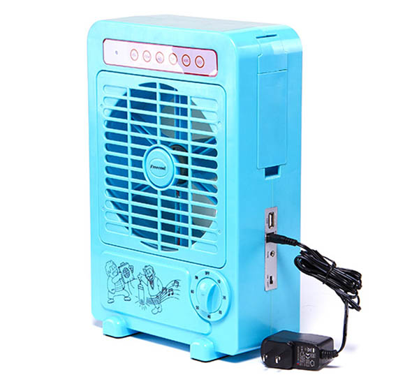 多功能应急电扇FLR-01
